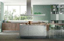 cucina moderna lube