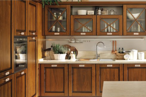 cucine classiche modello Agnese Lube